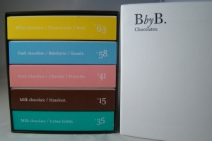 Chocolate special: B by B Chocolates