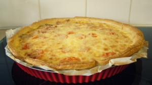 Quiche wortel