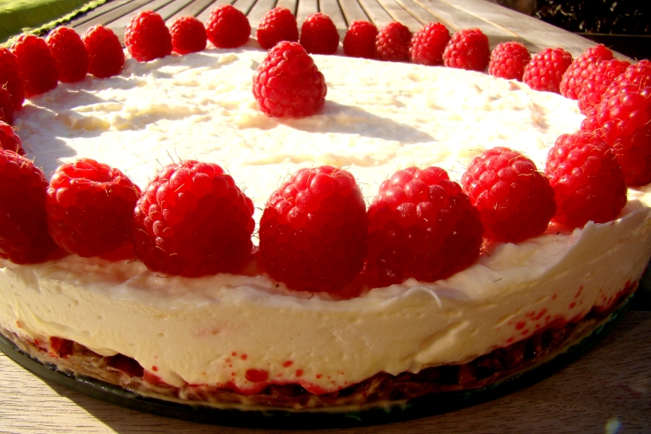 Raspberry Cheesecake2