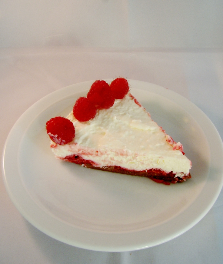 Raspberry cheesecake5.1