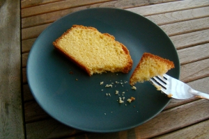 vanilla cake 6