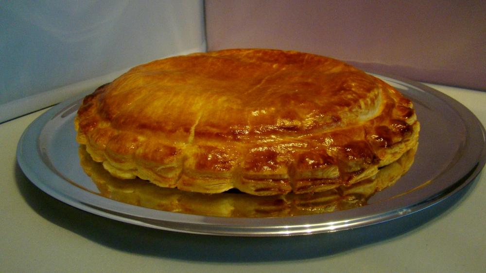 Twelfth-night Pie (Driekoningentaart) (1/6)