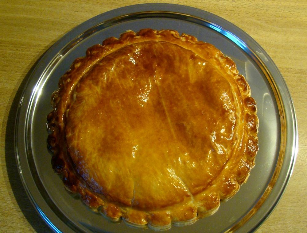 Twelfth-night Pie (Driekoningentaart) (5/6)