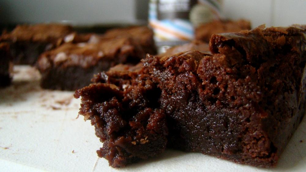 Spicy Chai Latté Brownies (2/6)