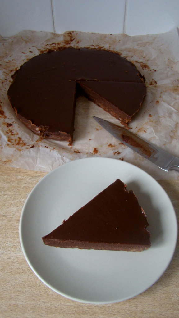 Chocolate Ganache Tart 02