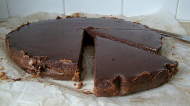 Chocolate Ganache Tart 03