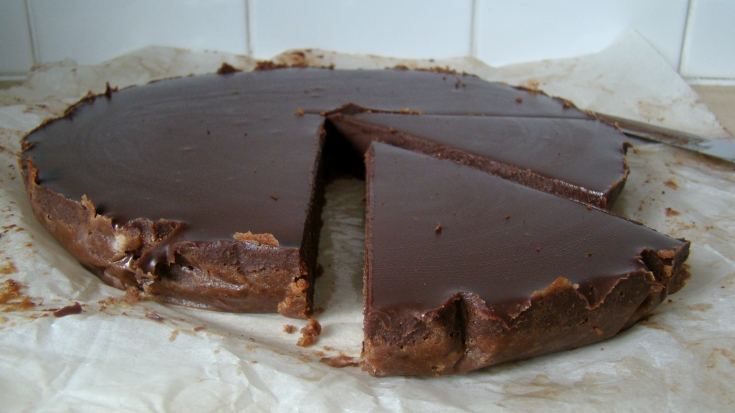 Chocolate Ganache Tart 03