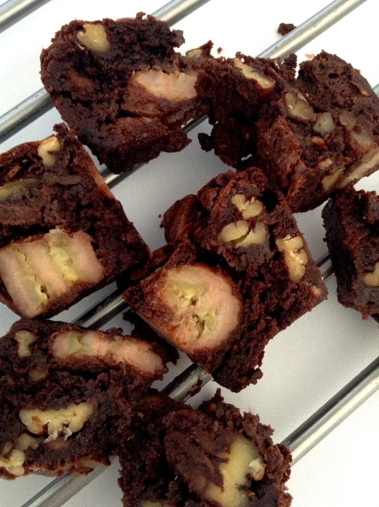 Chunky Monkey Brownies (2/6)