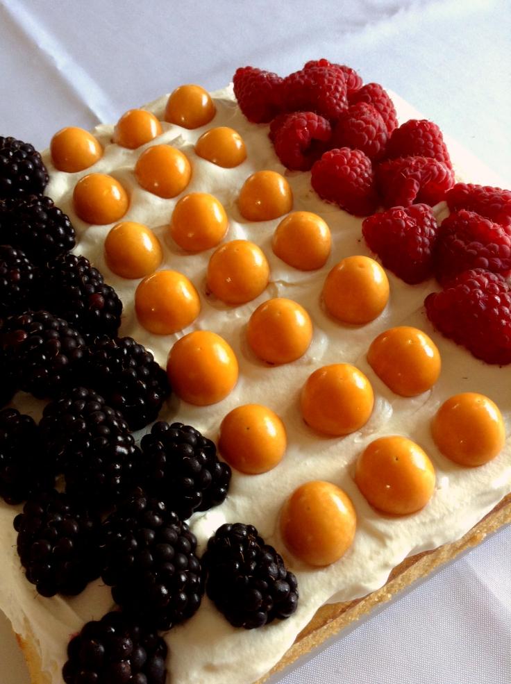 Flag Cake 02