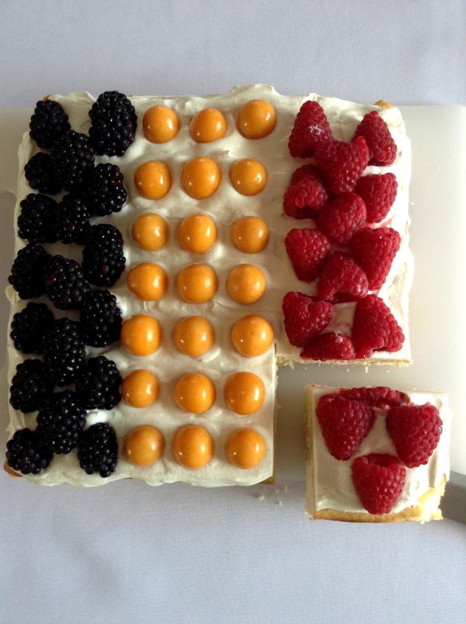 Flag Cake 05