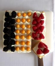 Flag Cake 07