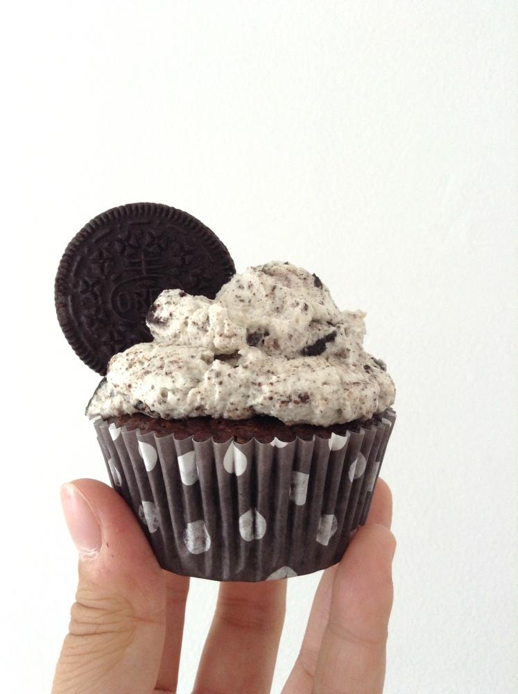 Oreo Cupcakes (1/6)