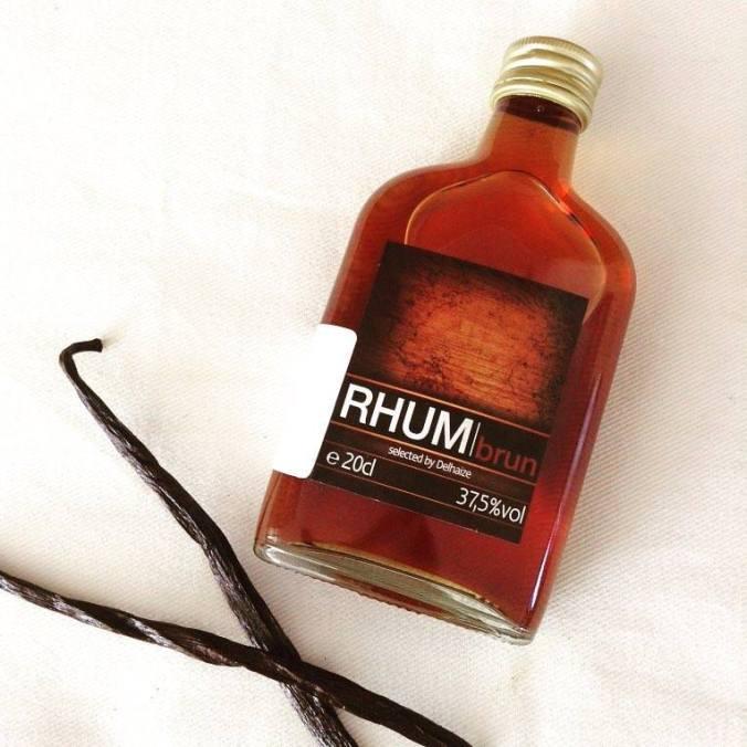 Rhum & Vanilla