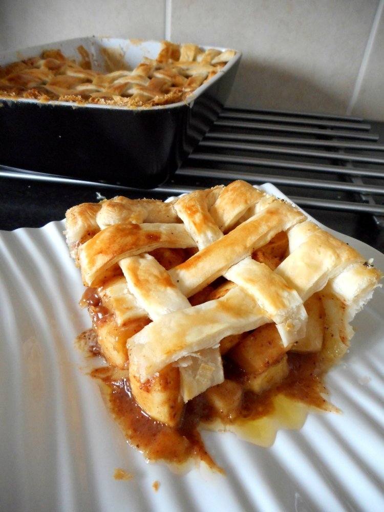 Traditional Apple Pie (5/6)