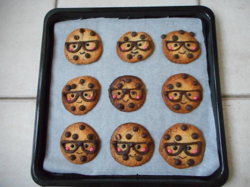 Nerdy Nummies Chocolate Chip Smart Cookies (3/6)