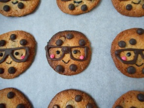 Nerdy Nummies Chocolate Chip Cookies!