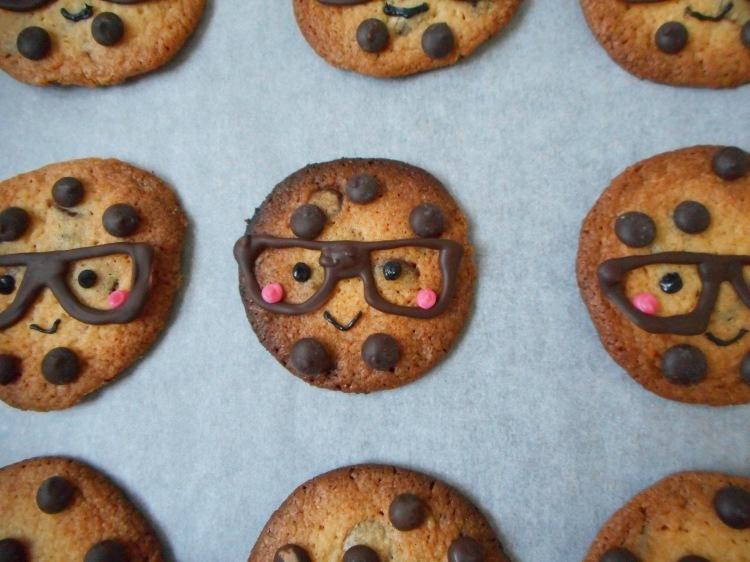 Nerdy Nummies Chocolate Chip Cookies!