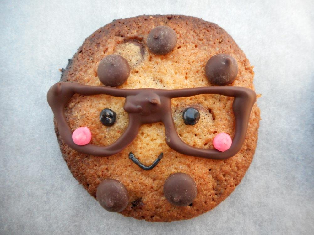 Nerdy Nummies Chocolate Chip Smart Cookies (1/6)