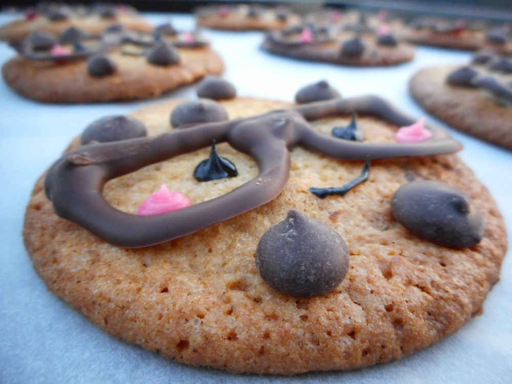 Nerdy Nummies Chocolate Chip Smart Cookies (4/6)