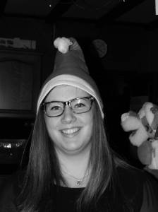 Me and my christmas hat