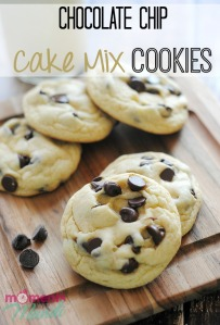 Chocolate-Chip-Cake-Mix-Cookies