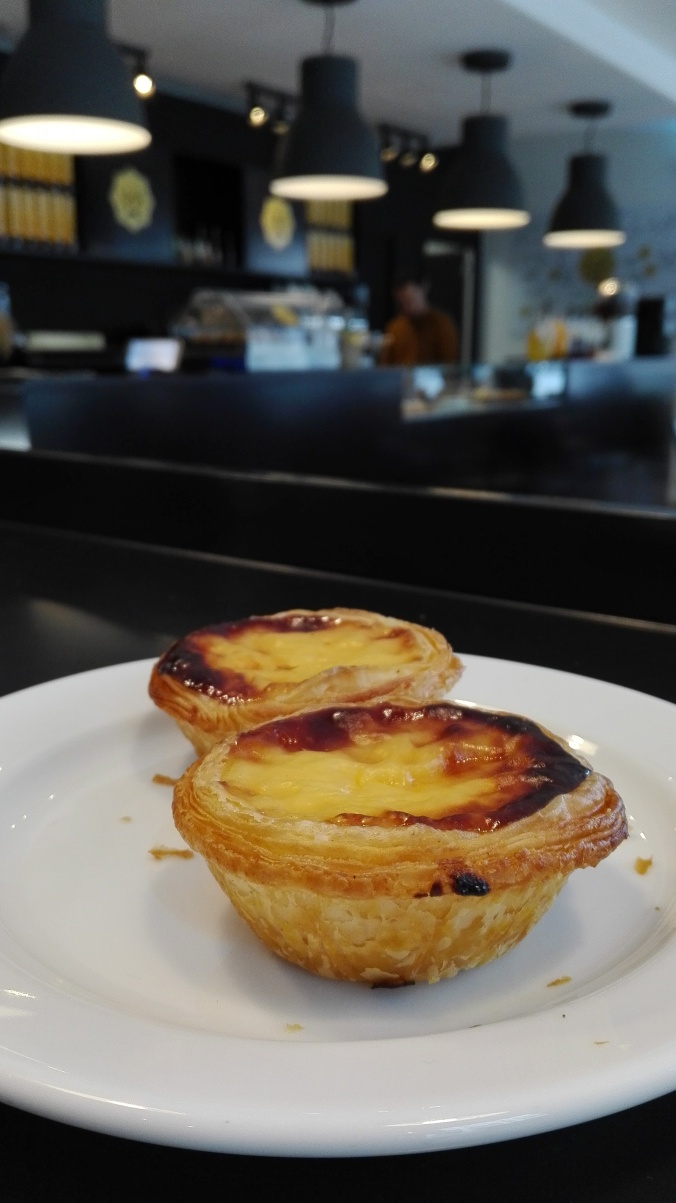 Pasteis de Nata at Nata Antwerp