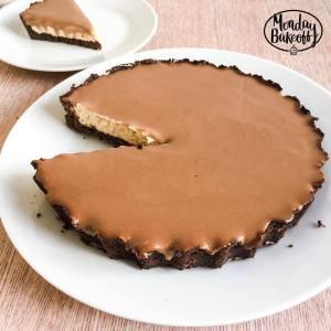 Reeses peanut buttercheesecake