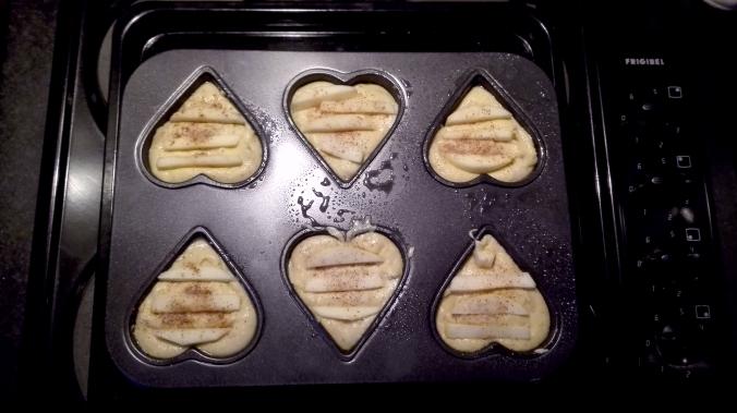Apple Cinnamon Honey Cakes