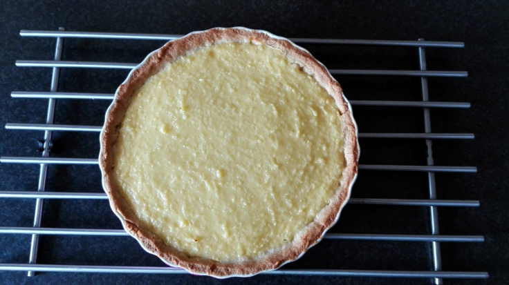 Rice Pie Recipe
