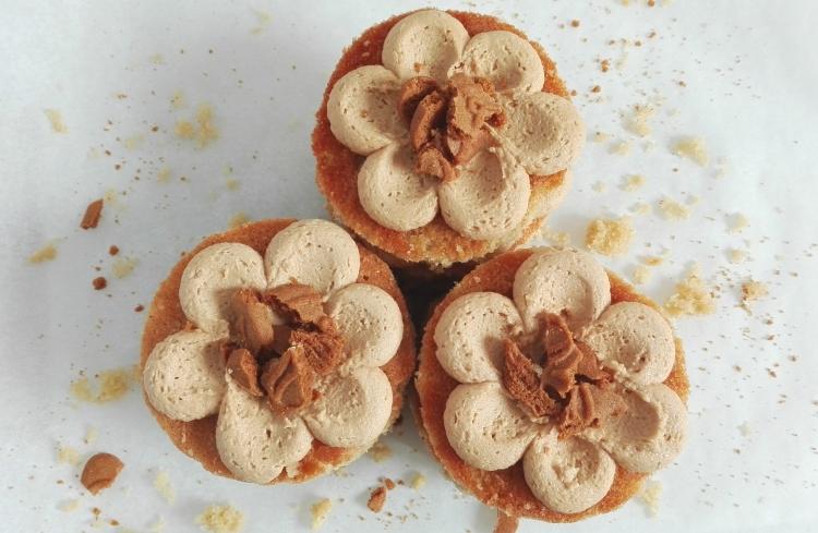 Mini Speculoos Cakes