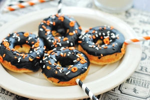 baked-halloween-cake-mix-donuts-recipe-3
