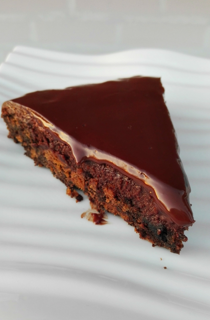 Easy Chocolate Cheesecake