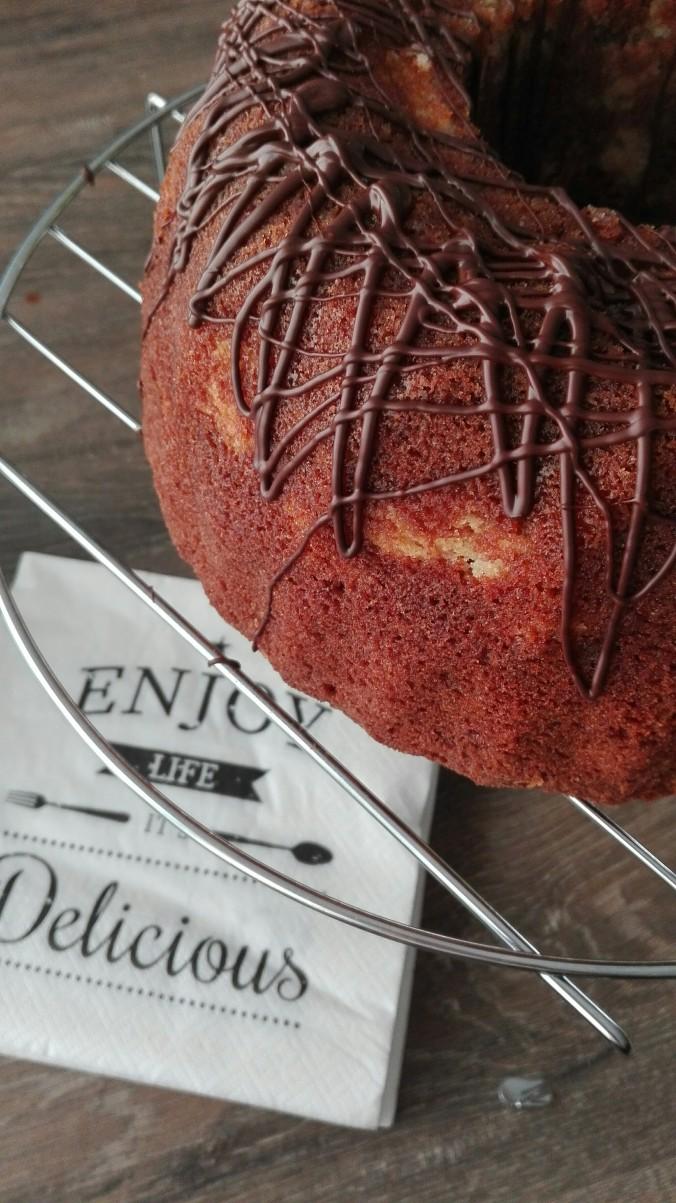 Chocolate Frangipane Cake   Sarah's Little Kitchen
