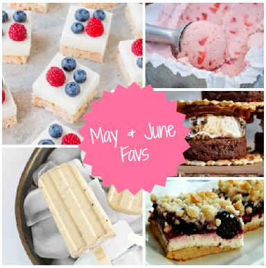 May and June Favorites 2017
