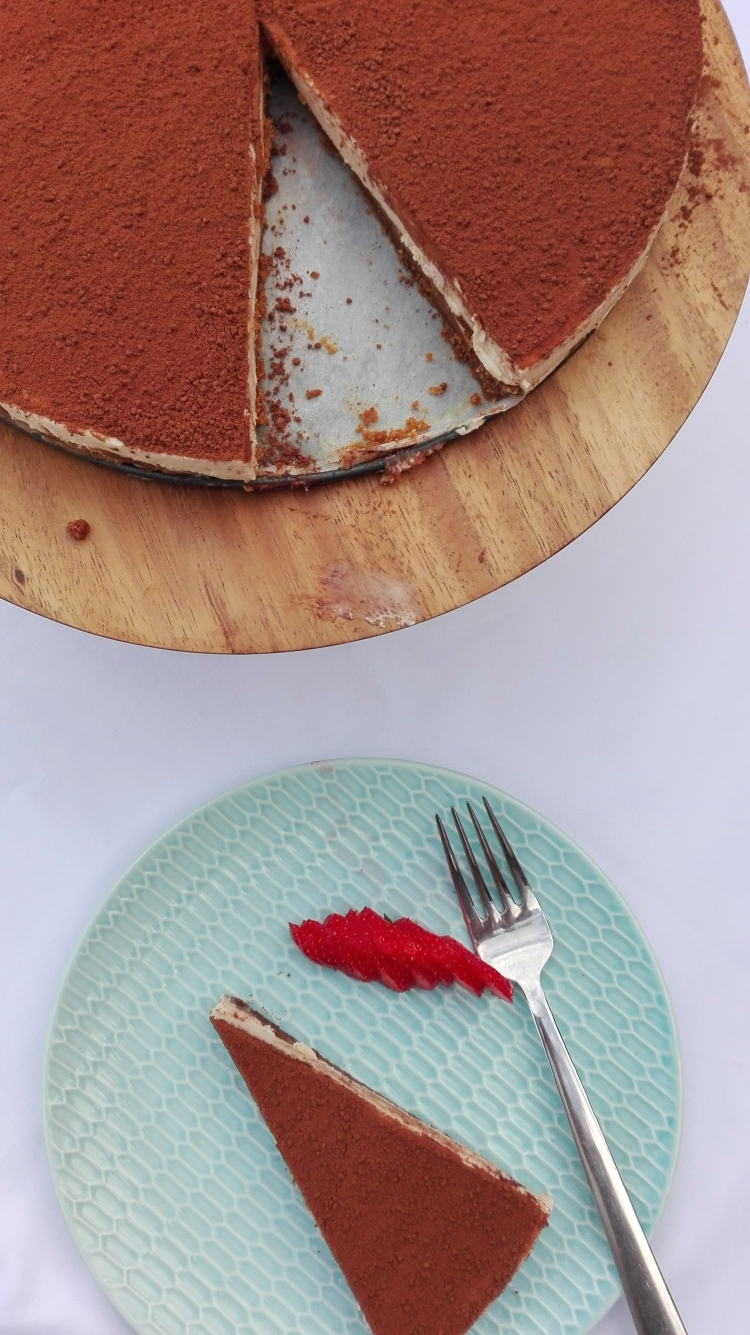 Tiramisu Cheesecake Recipe