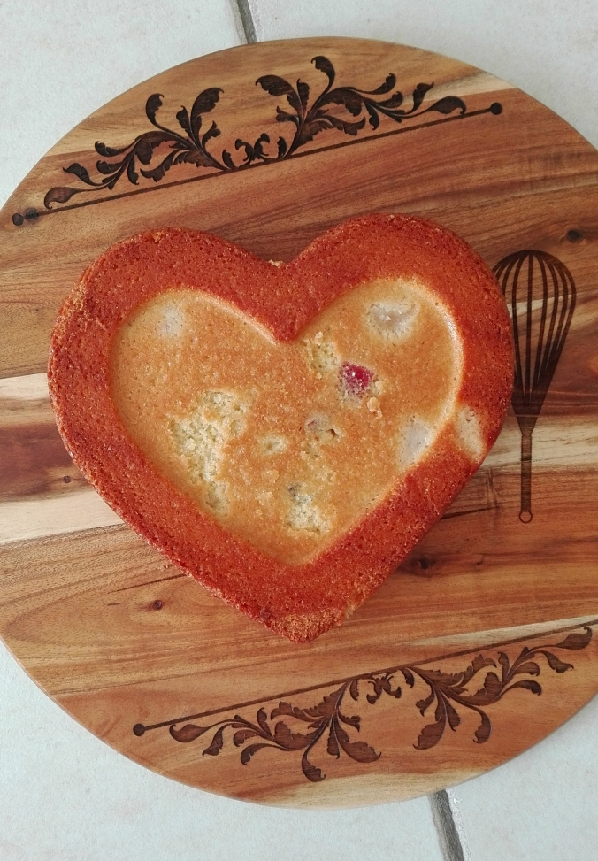 Chocolate Chip Apple Cake Recipe
