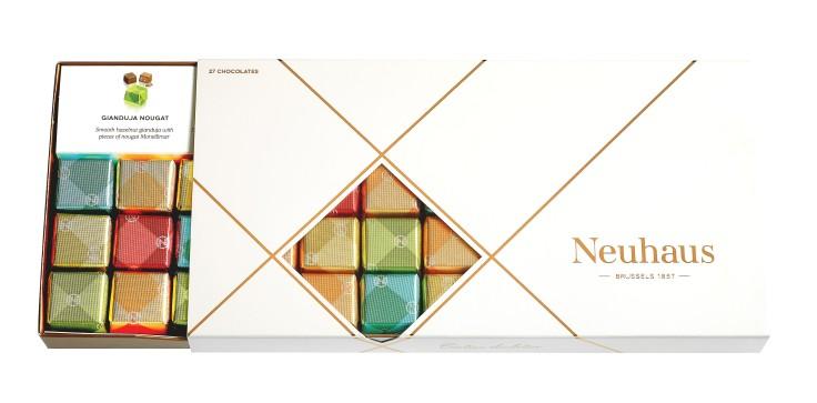 NEUHAUS-BONBON 'SHARING' BOX27open2