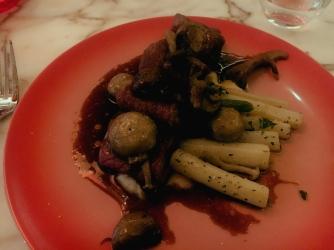 Rump Steak at Roots
