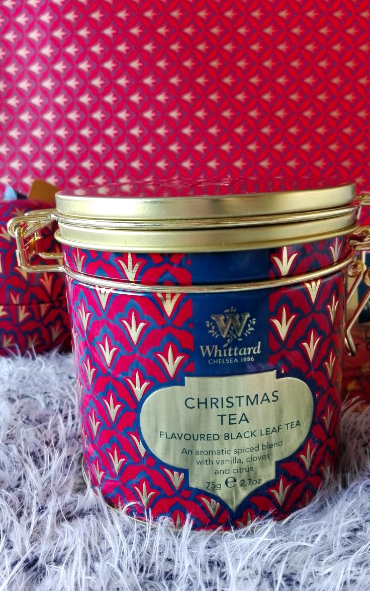 Whittard Christmas Tea