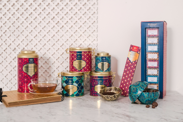 Whittard Of Chelsea Christmas Collection