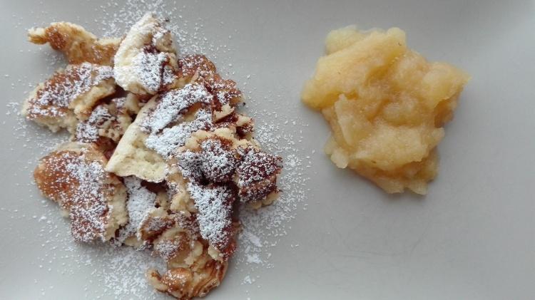 Homemade Kaiserschmarrn