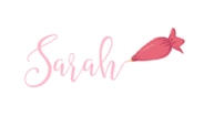 Sarah-pipingbag