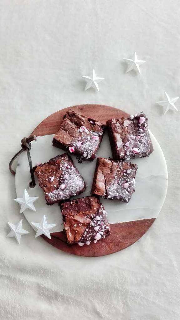 Candy-Cane-Brownie